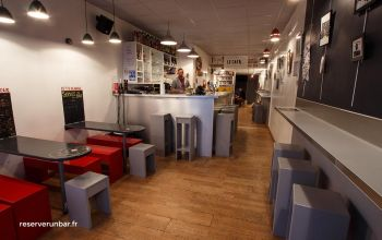 Caf&diskaire #1