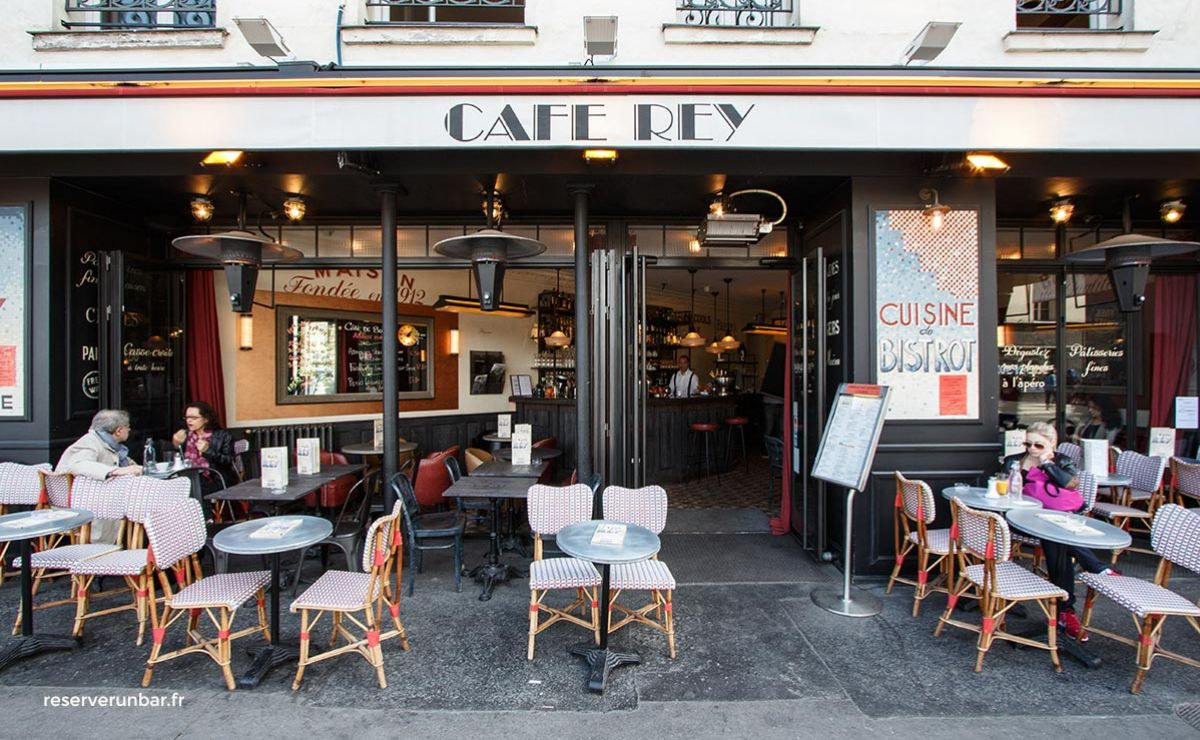 Le Café Rey #4