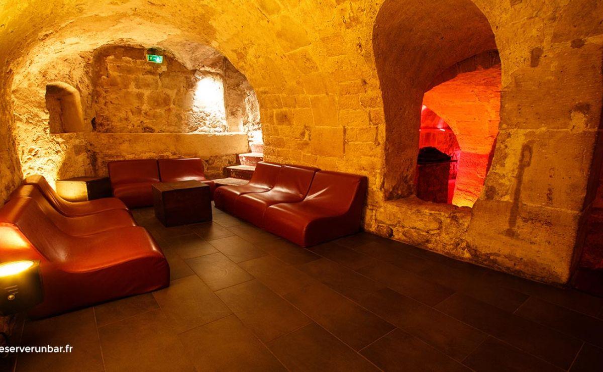 La Cave des Bernardins #1