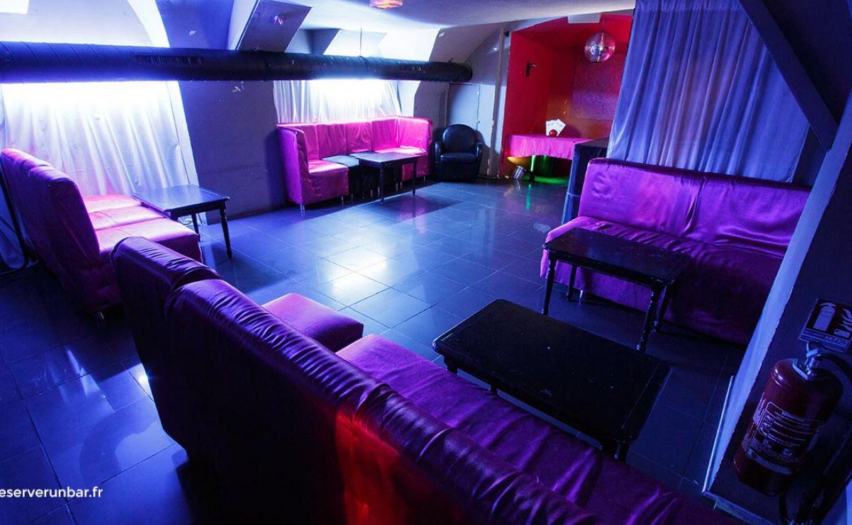 Le Velvet Bar #2