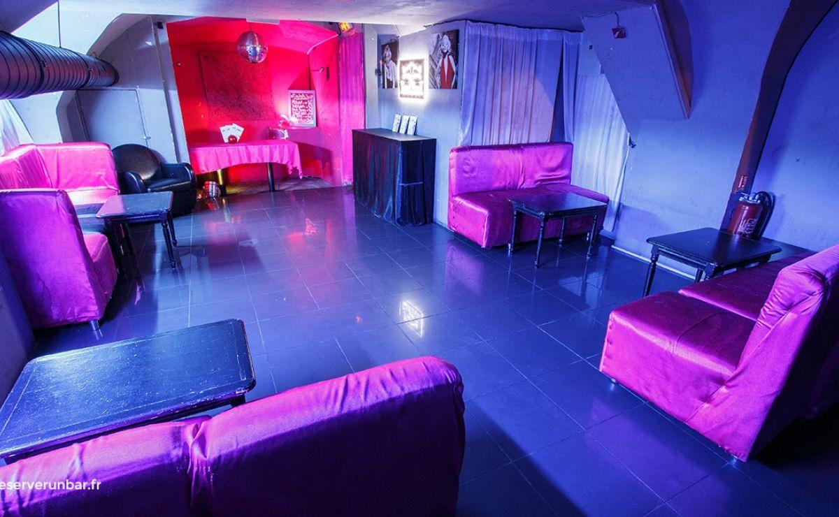Le Velvet Bar #4