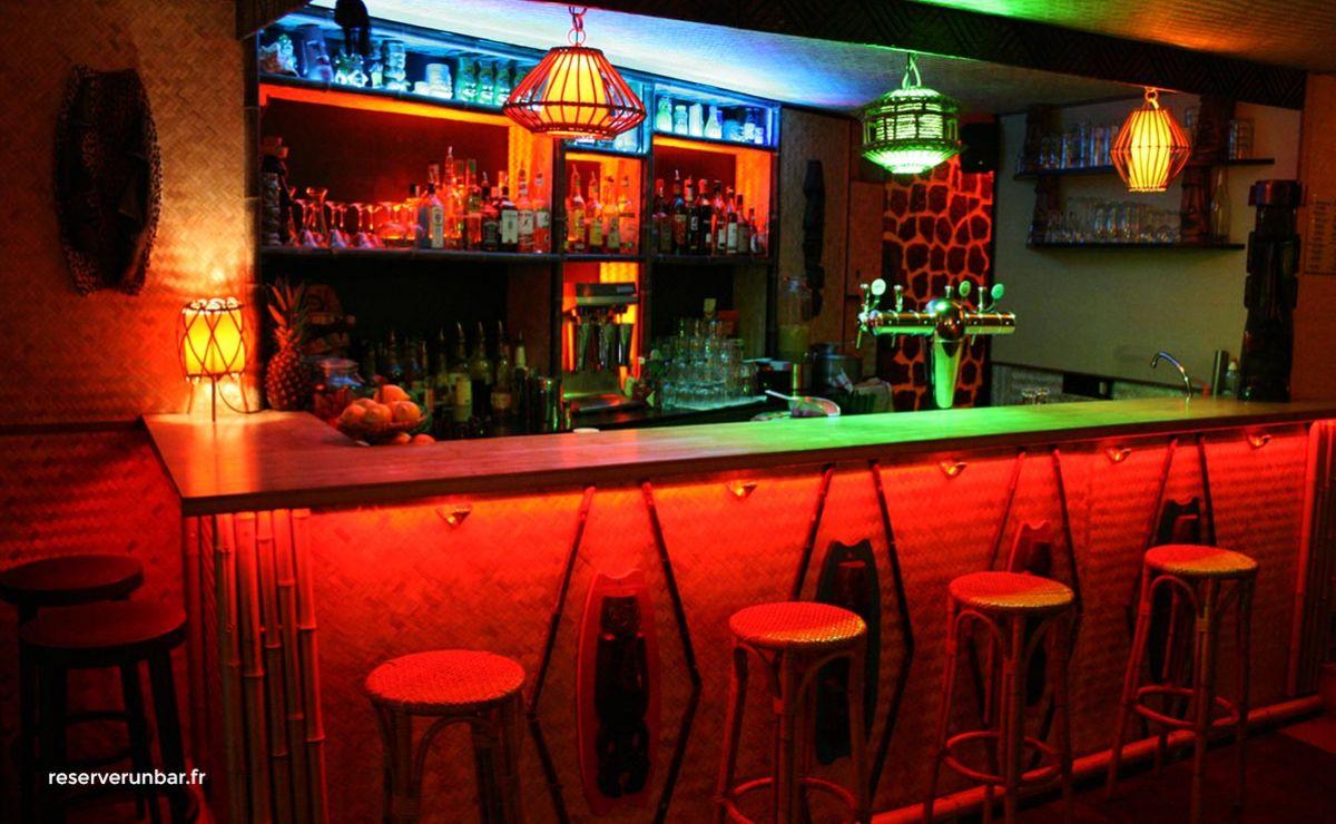 Le Tiki Lounge #2