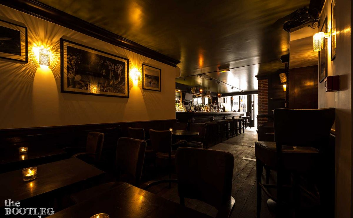 The Bootleg Bar #4