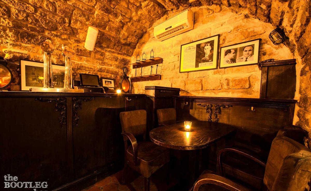 The Bootleg Bar #7