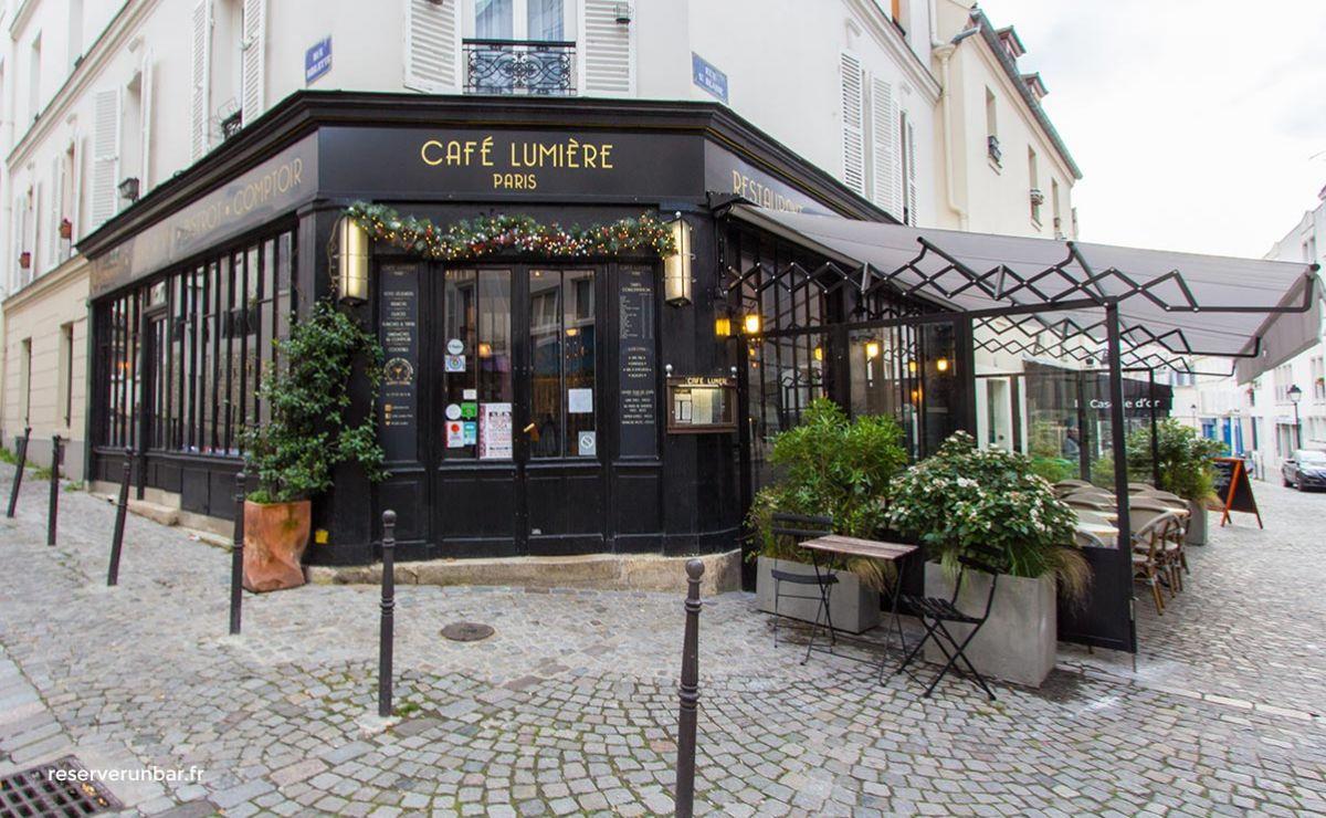 Café Lumière Paris #4
