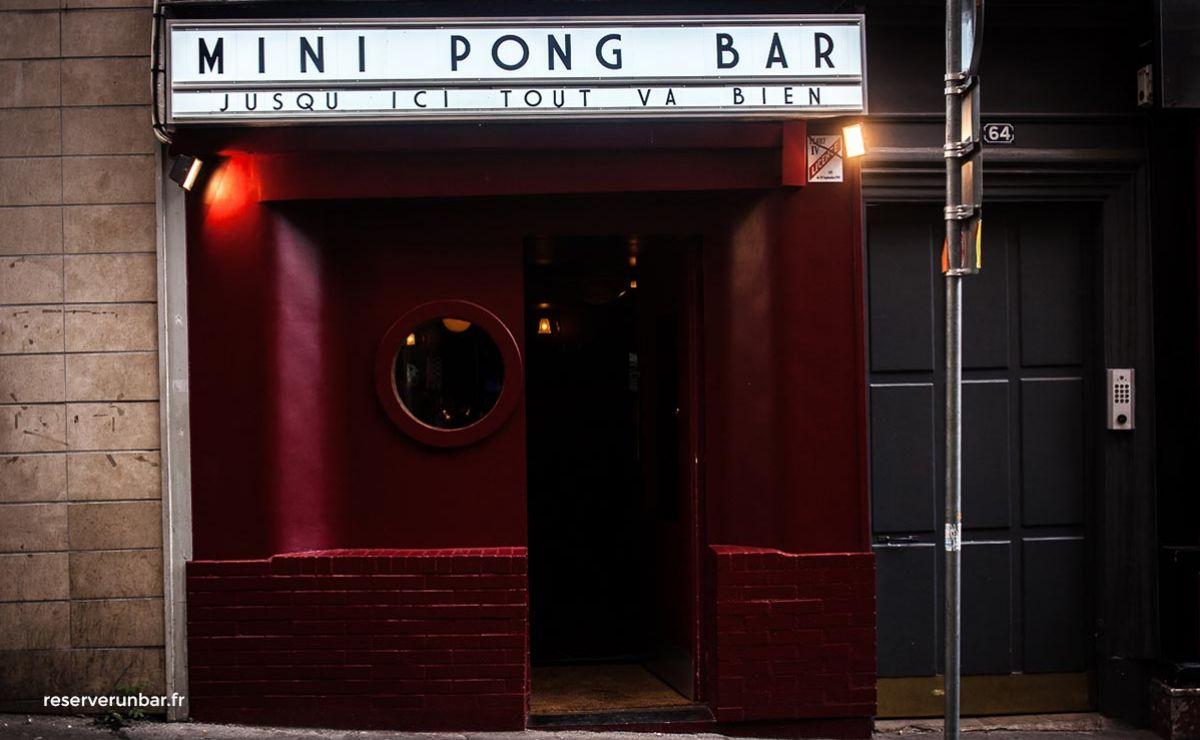 Mini Pong #5