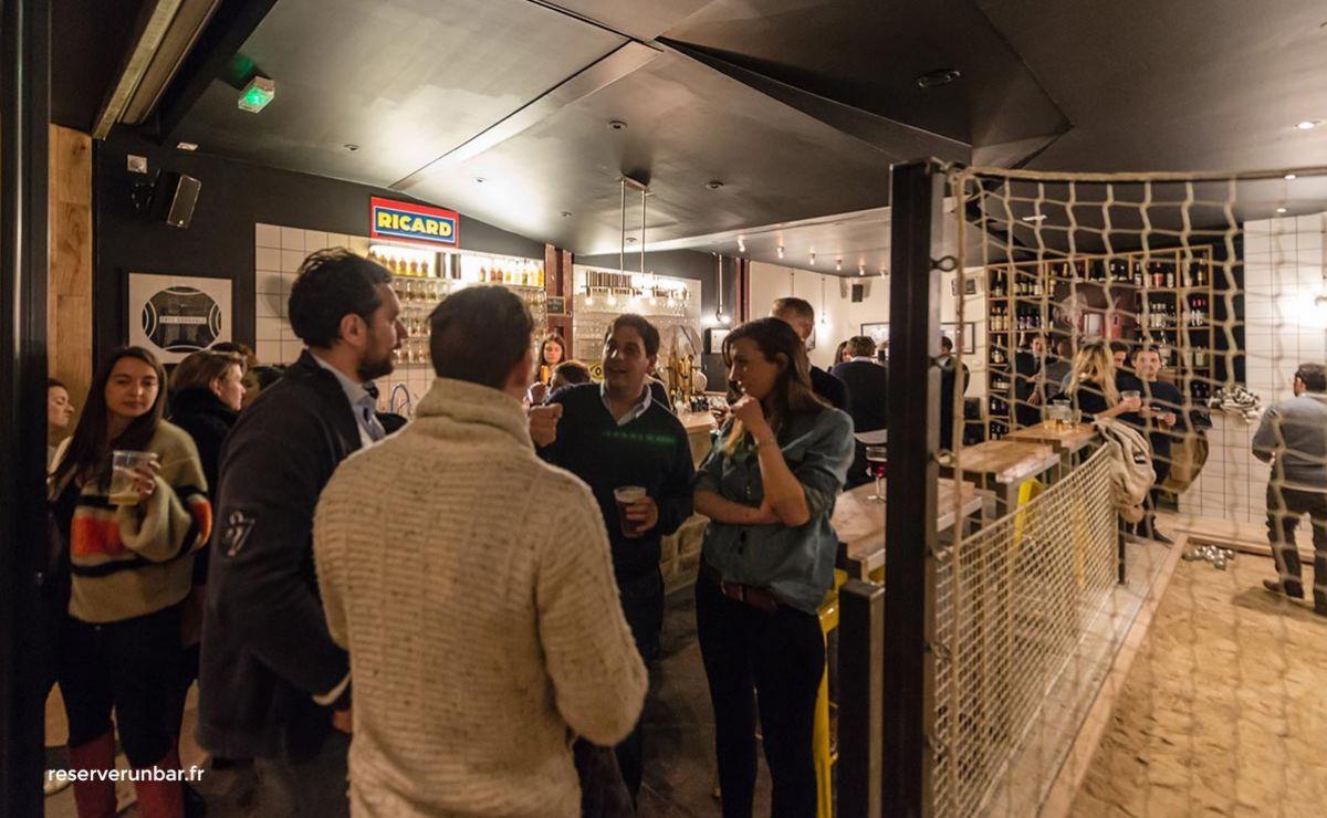 Chez Bouboule Montorgueil  #2