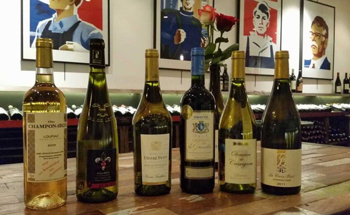 25-50 Wine Latitude #3