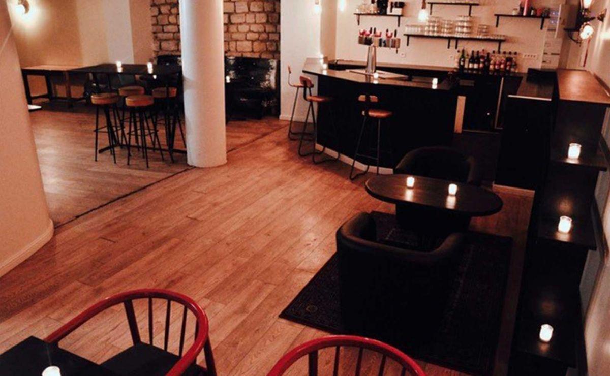 L'Annexe de La Seine Café #1