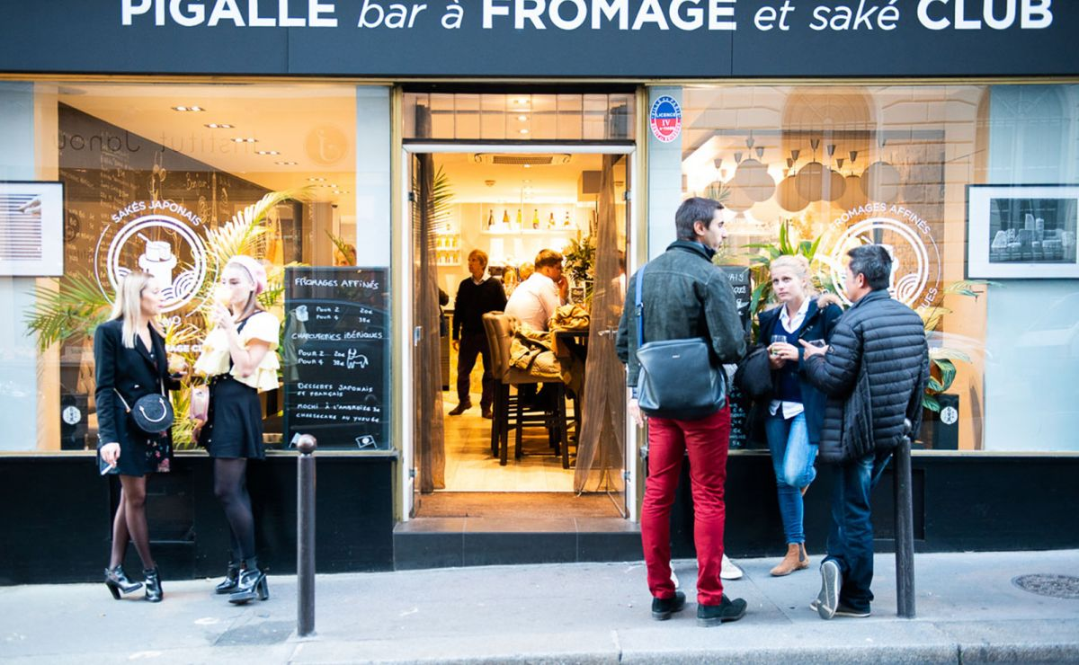 Pigalle Fromage Club #3