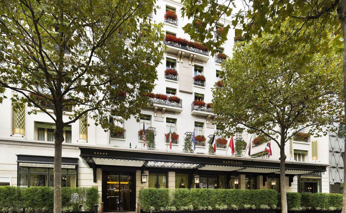 Hôtel Napoléon #5