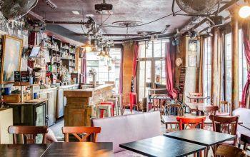 La Marquise Café #1