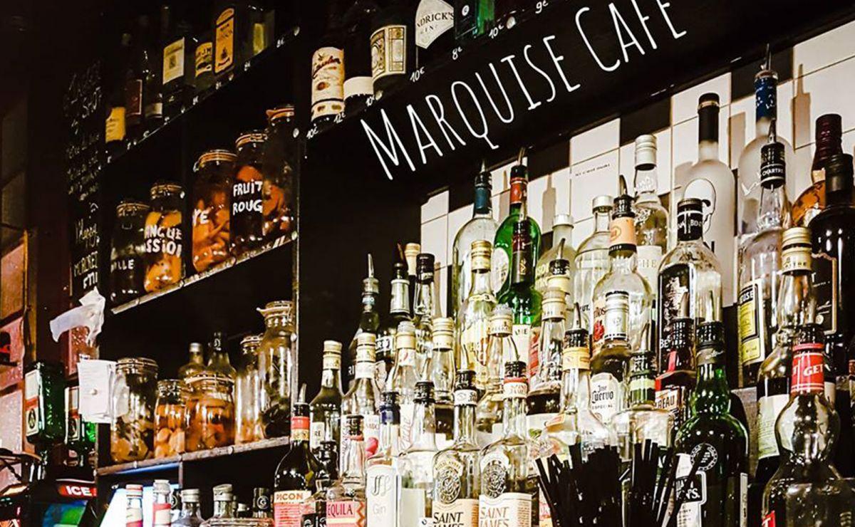 La Marquise Café #2