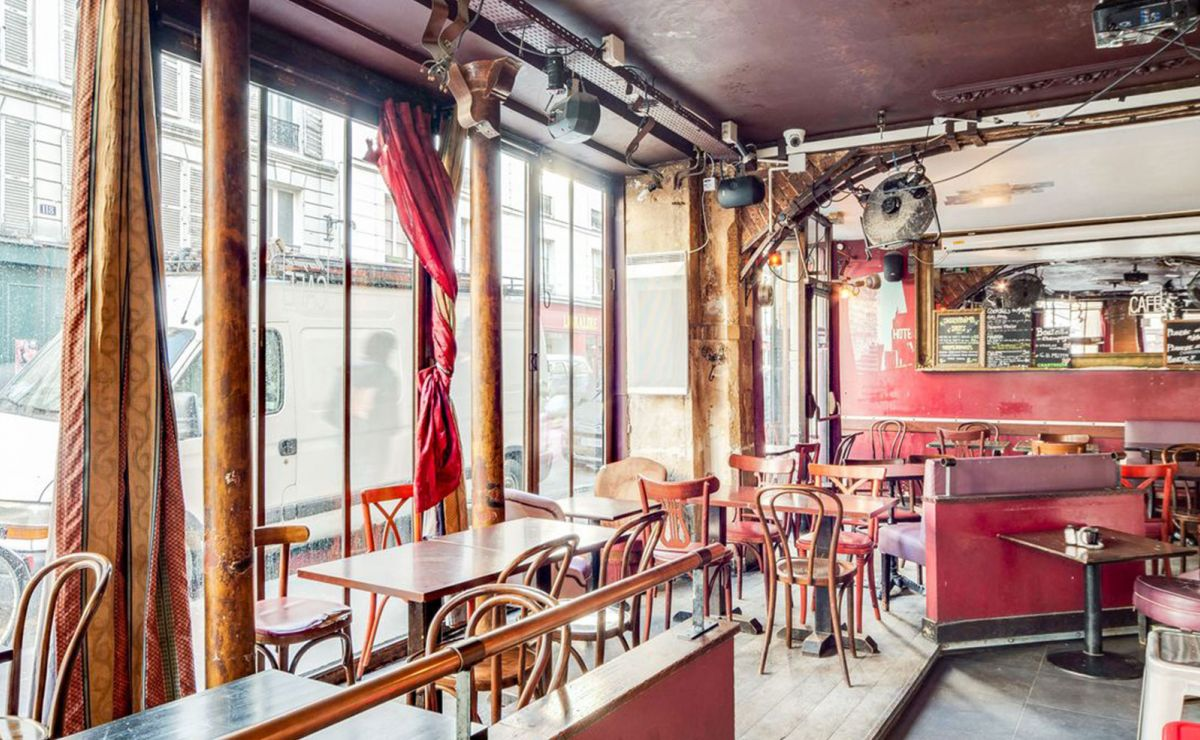 La Marquise Café #3