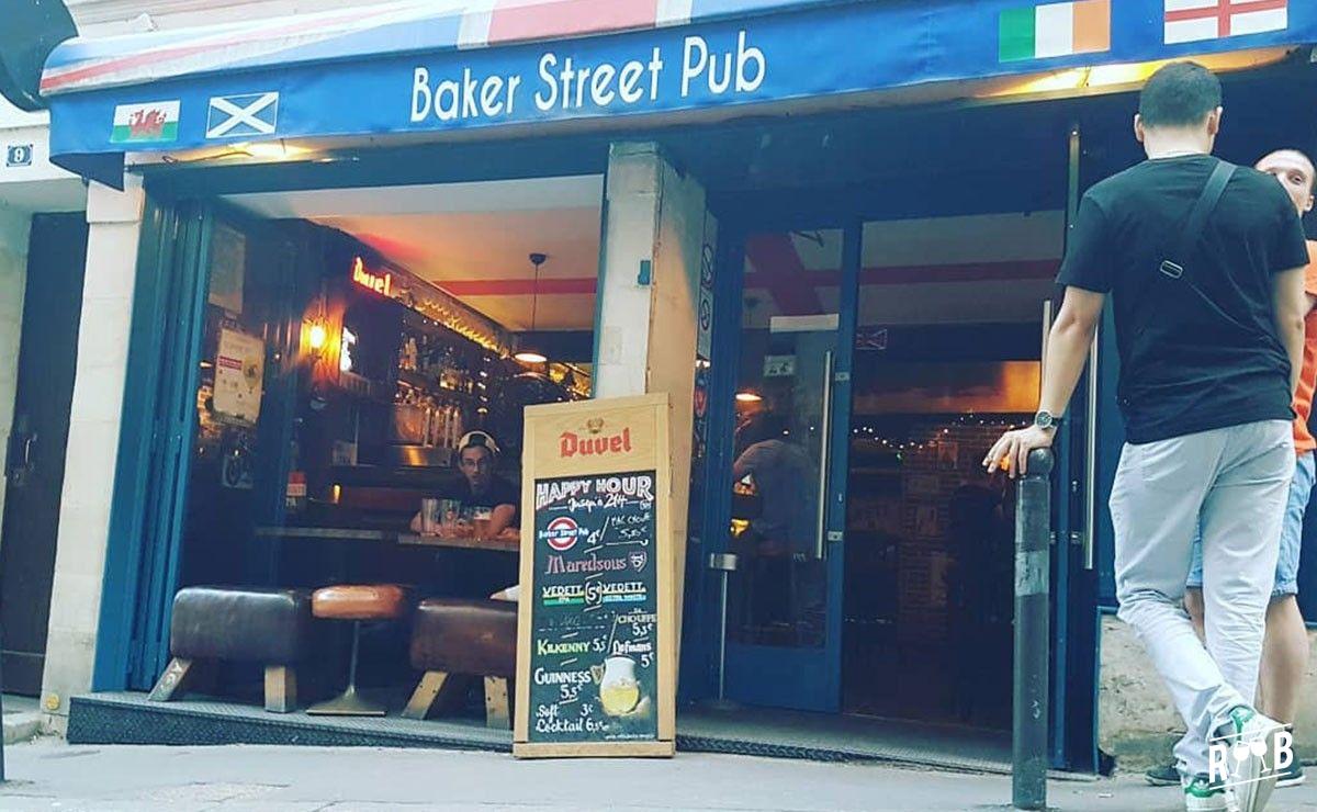 Baker Street Pub #2