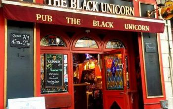 The Black Unicorn #1