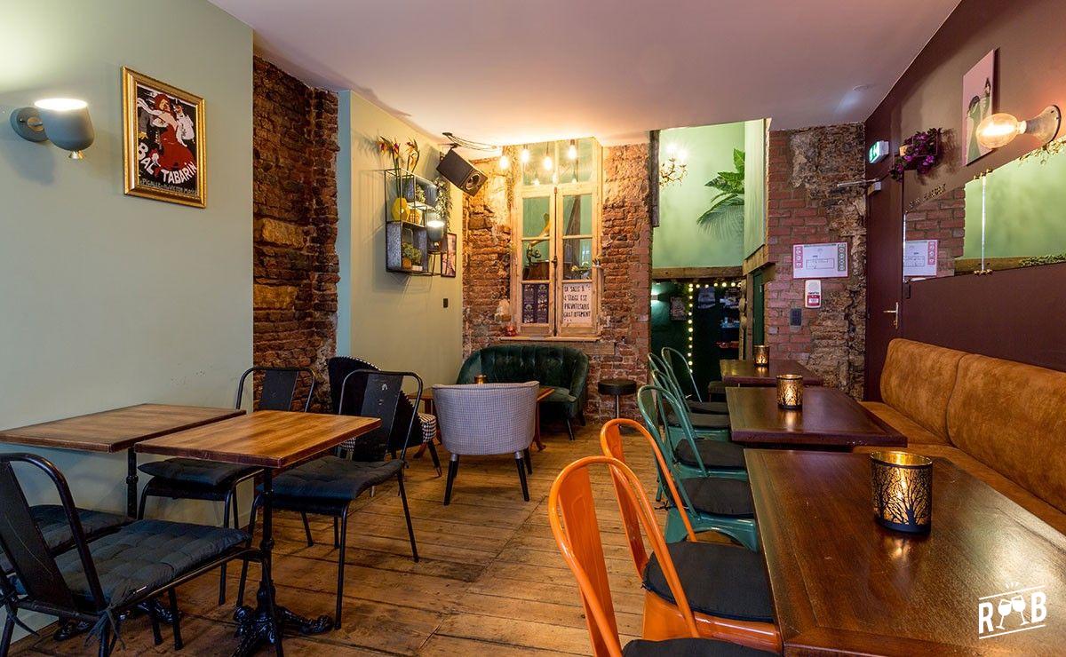 Café Peacock #1
