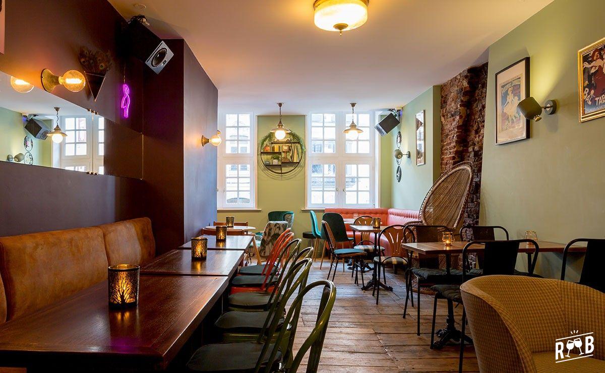 Café Peacock #2