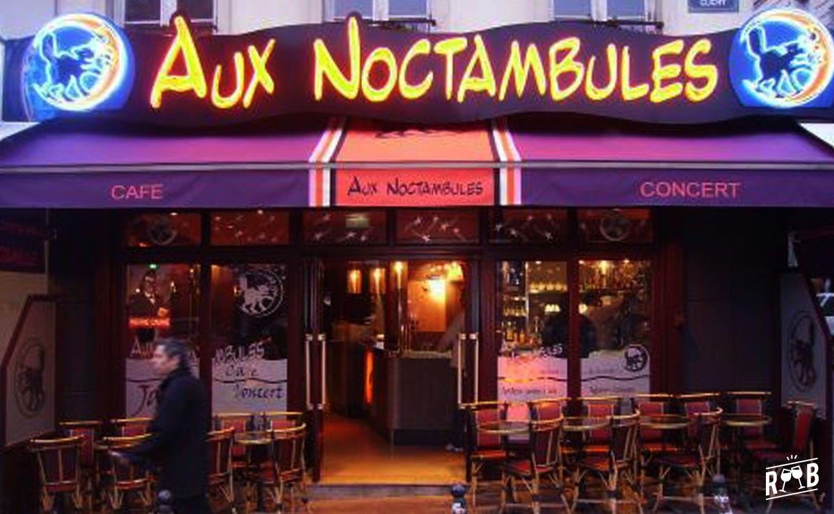 Aux Noctambules #1