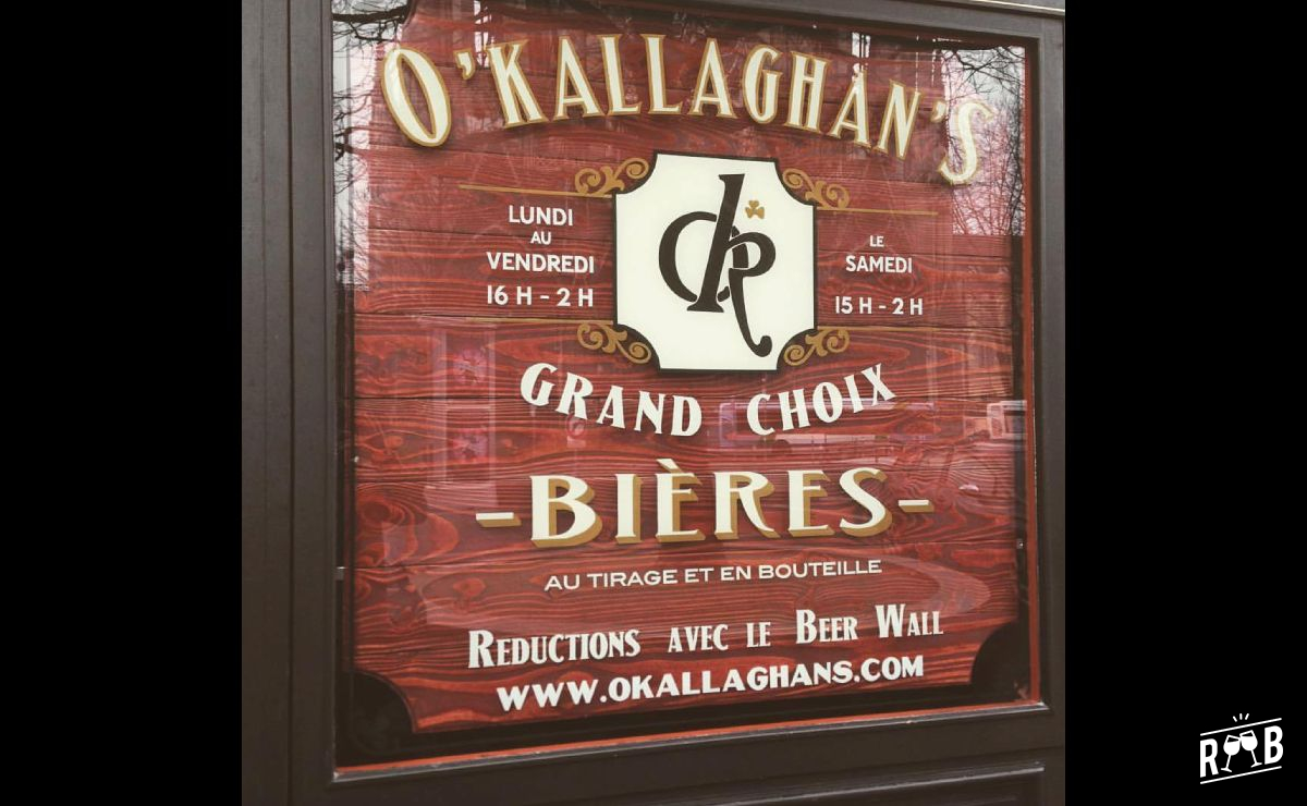 O'Kallaghan's #1