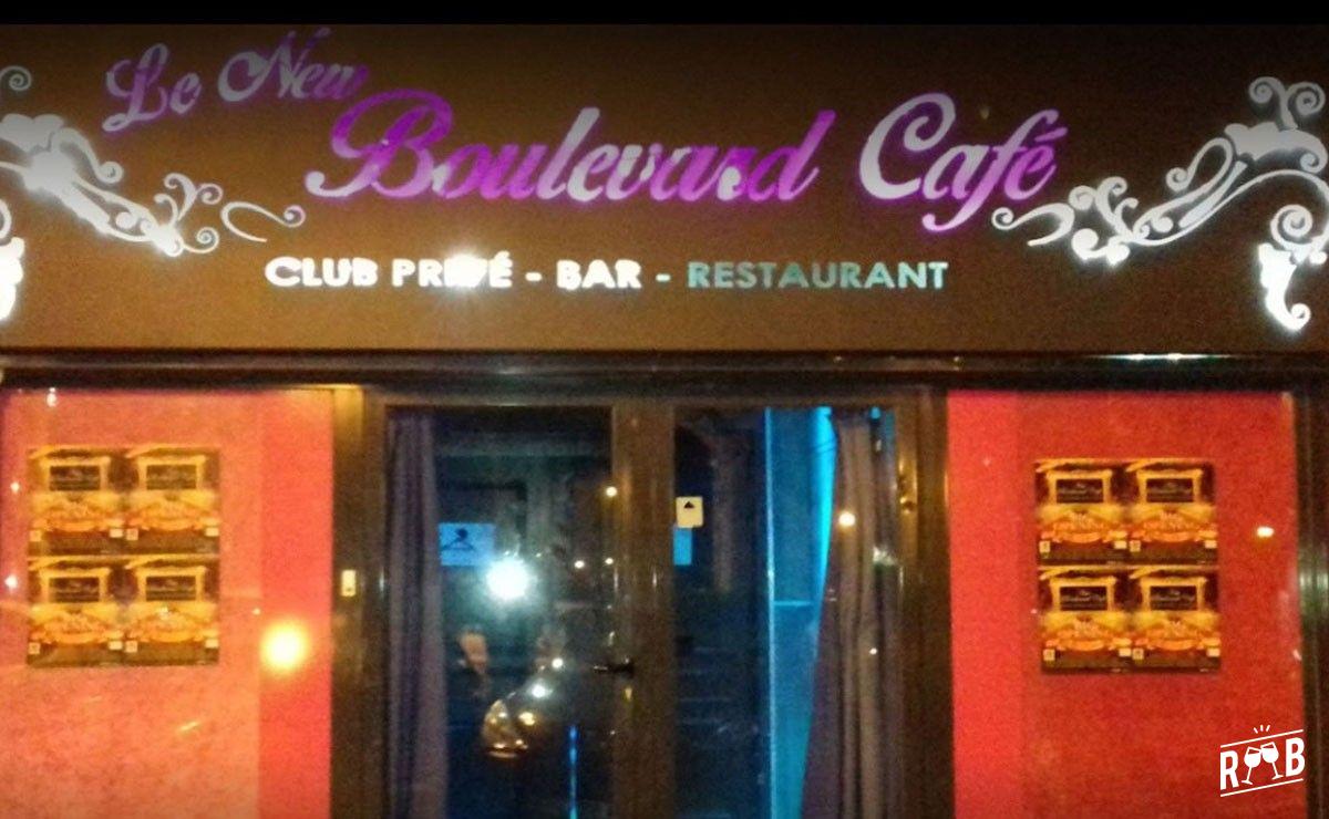 Le New Boulevard Café #3