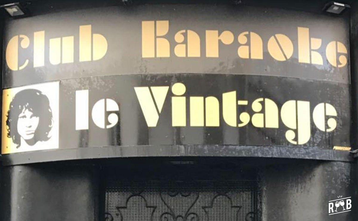 Le Vintage Pub Karaoke #2