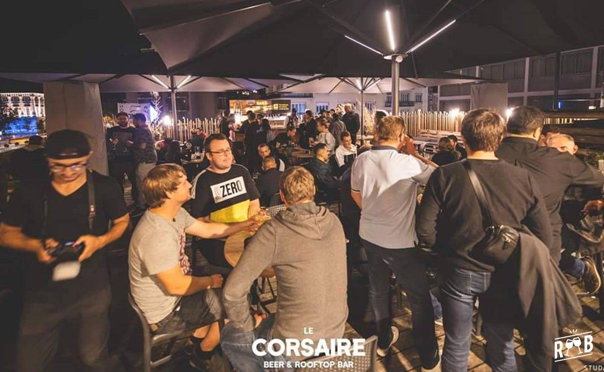Le Corsaire beer & rooftop bar #1