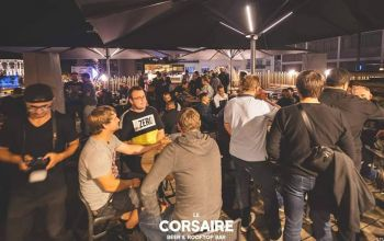 Le Corsaire beer & rooftop bar #1