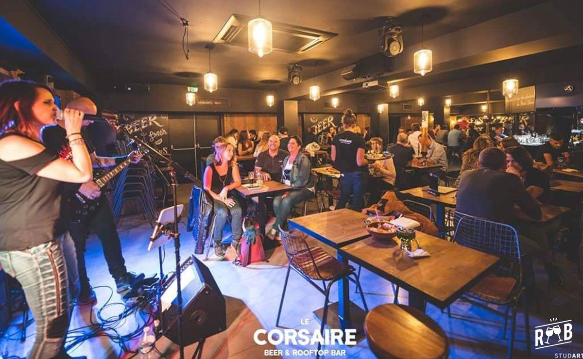 Le Corsaire beer & rooftop bar #4