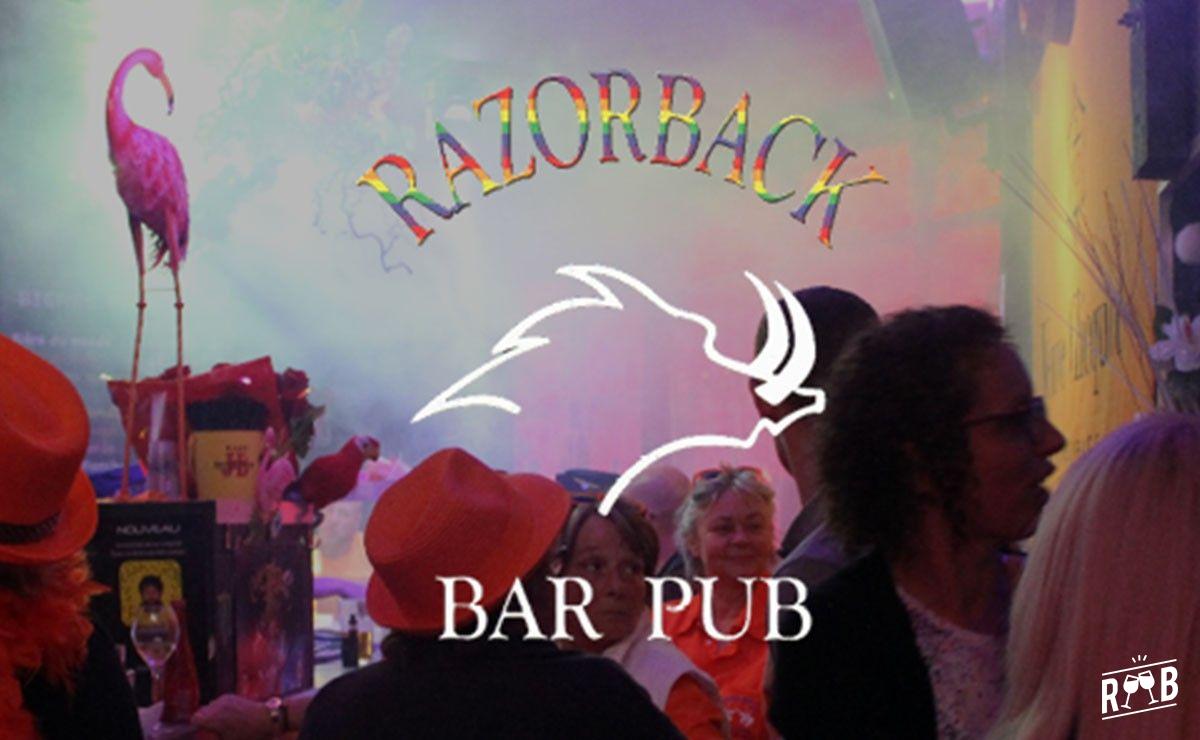 Razorback  #1