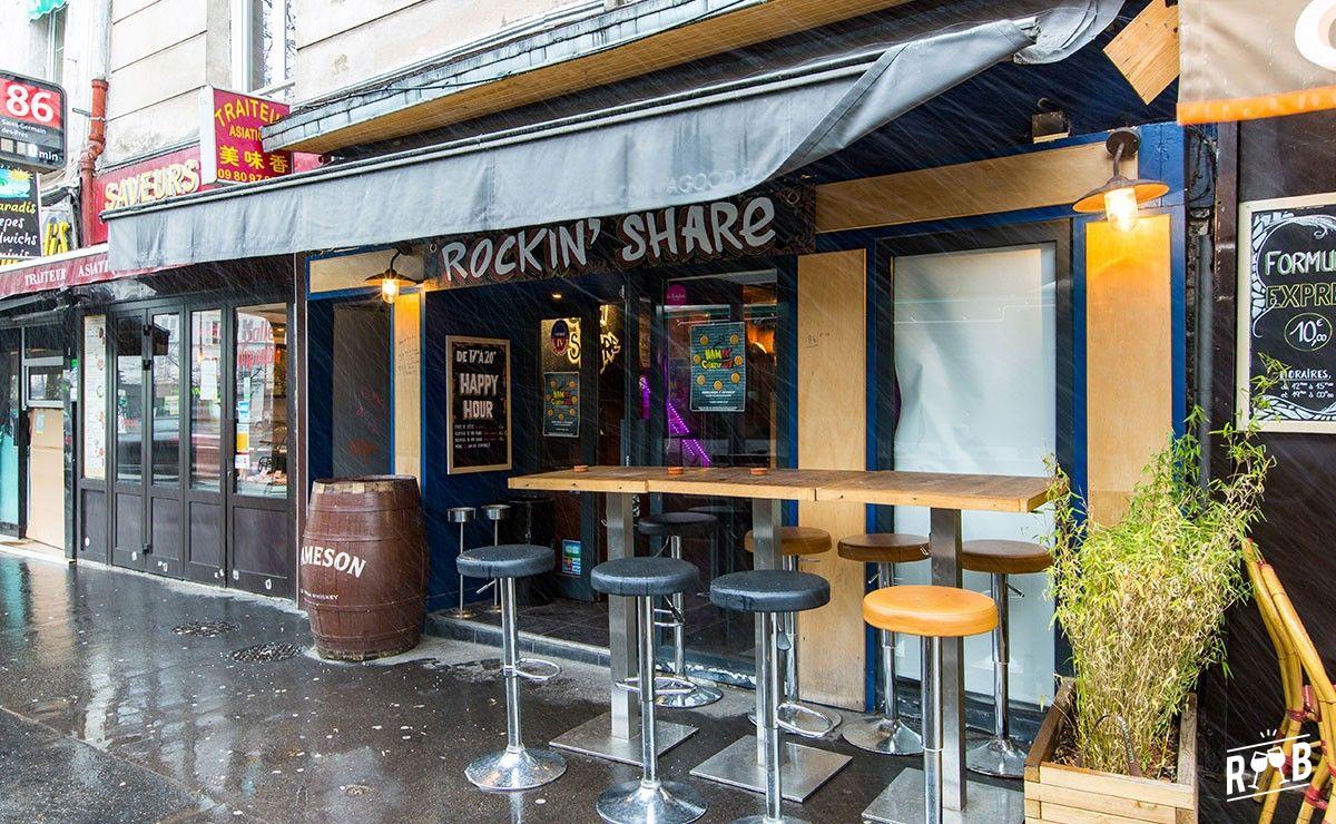 Rockin Share #12