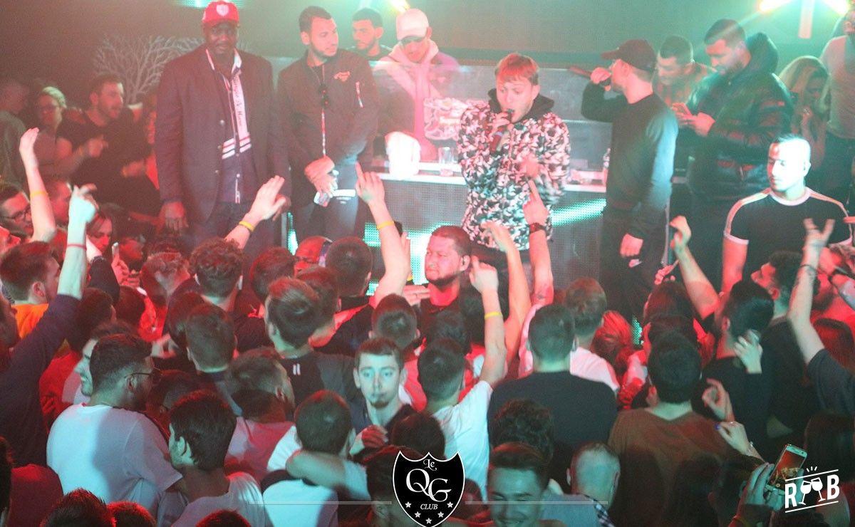 Le QG Club #3