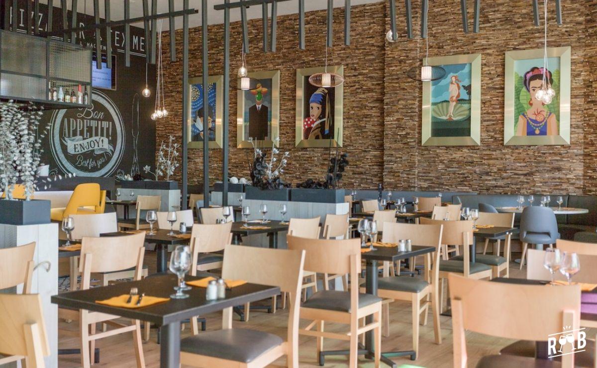 L'Hacienda Pizza Bar TexMex #2