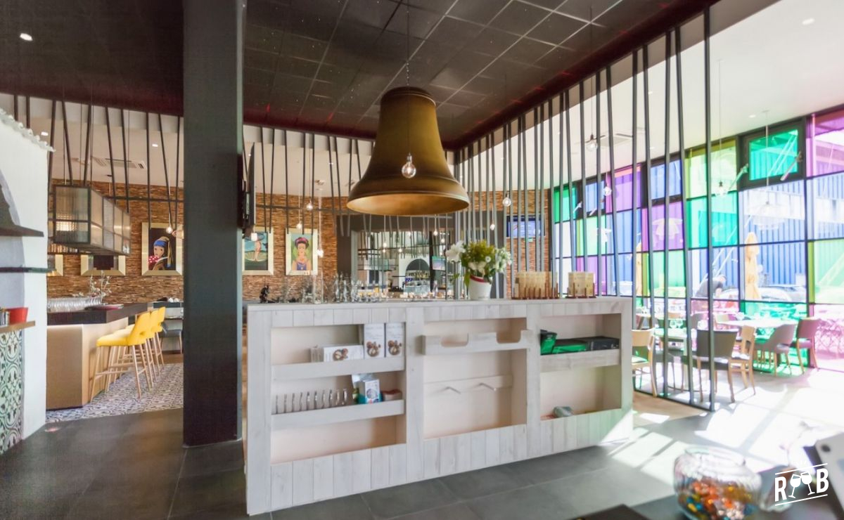 L'Hacienda Pizza Bar TexMex #3