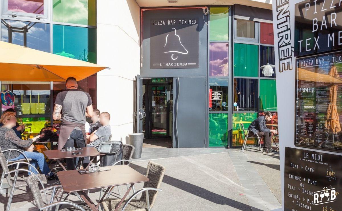 L'Hacienda Pizza Bar TexMex #7