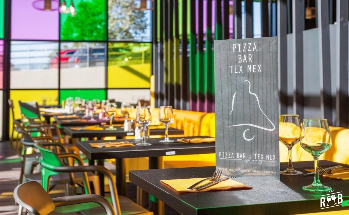 L'Hacienda Pizza Bar TexMex #8