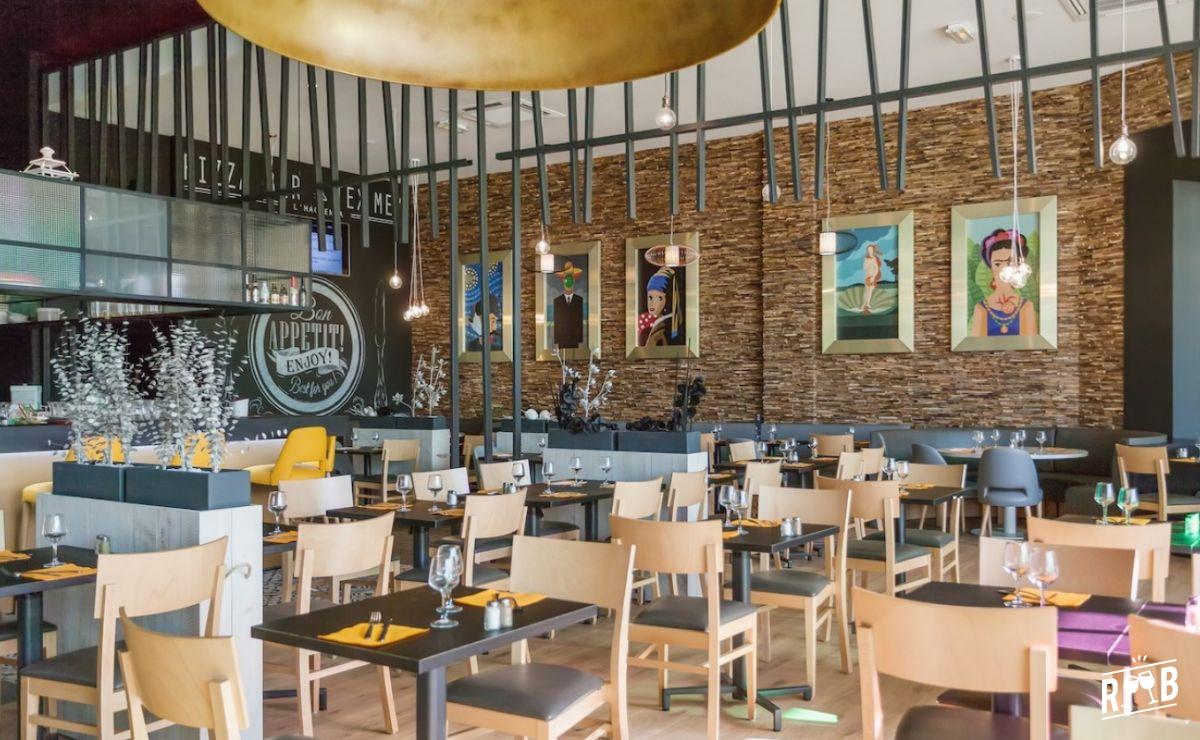 L'Hacienda Pizza Bar TexMex #12