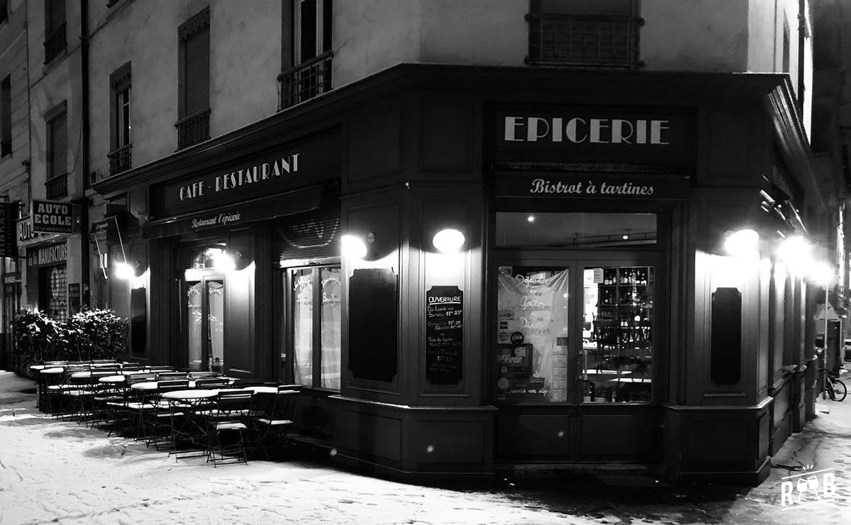 L'Epicerie de Ginette - Bistrot à Tartines - Lyon 8 #4