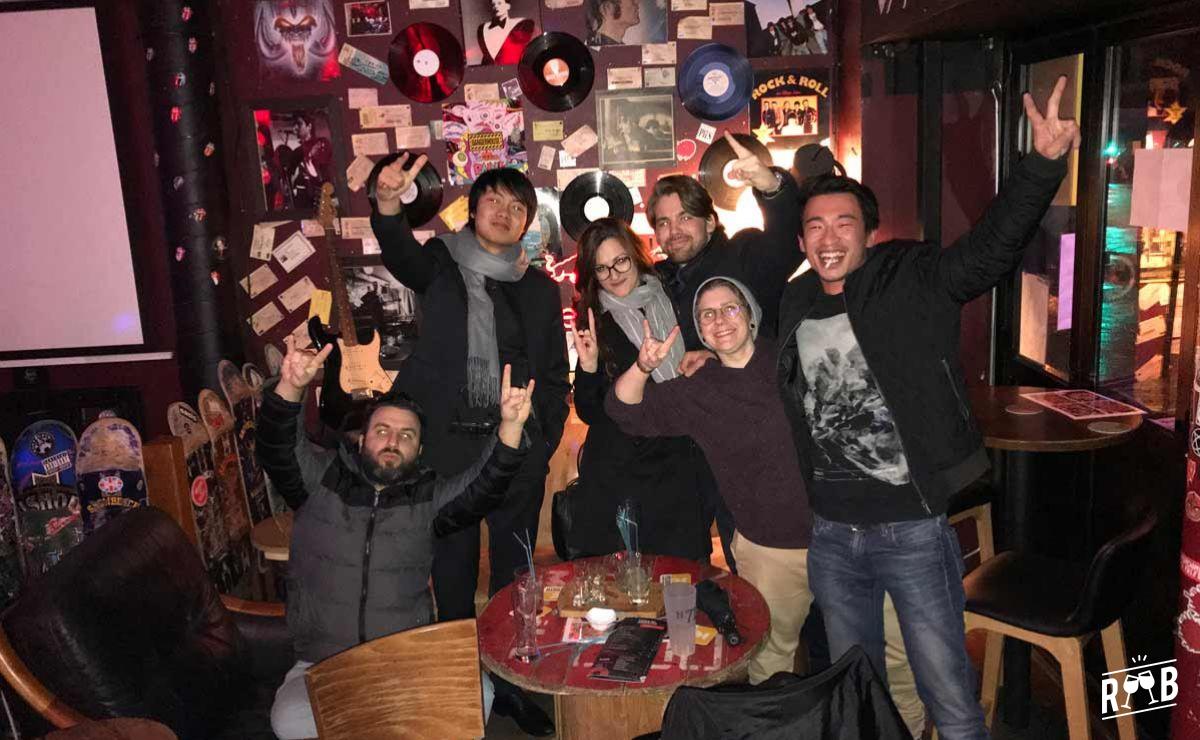 Rockstar Café  #17