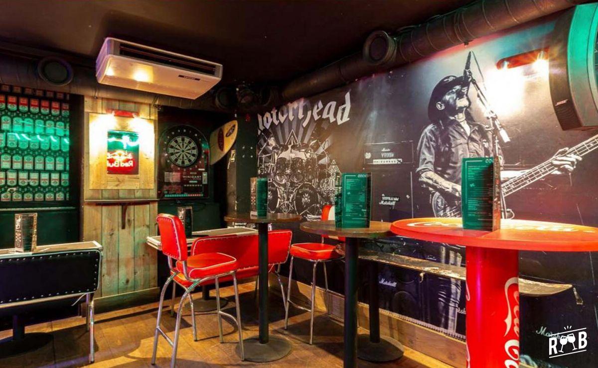 Rockstar Café  #7