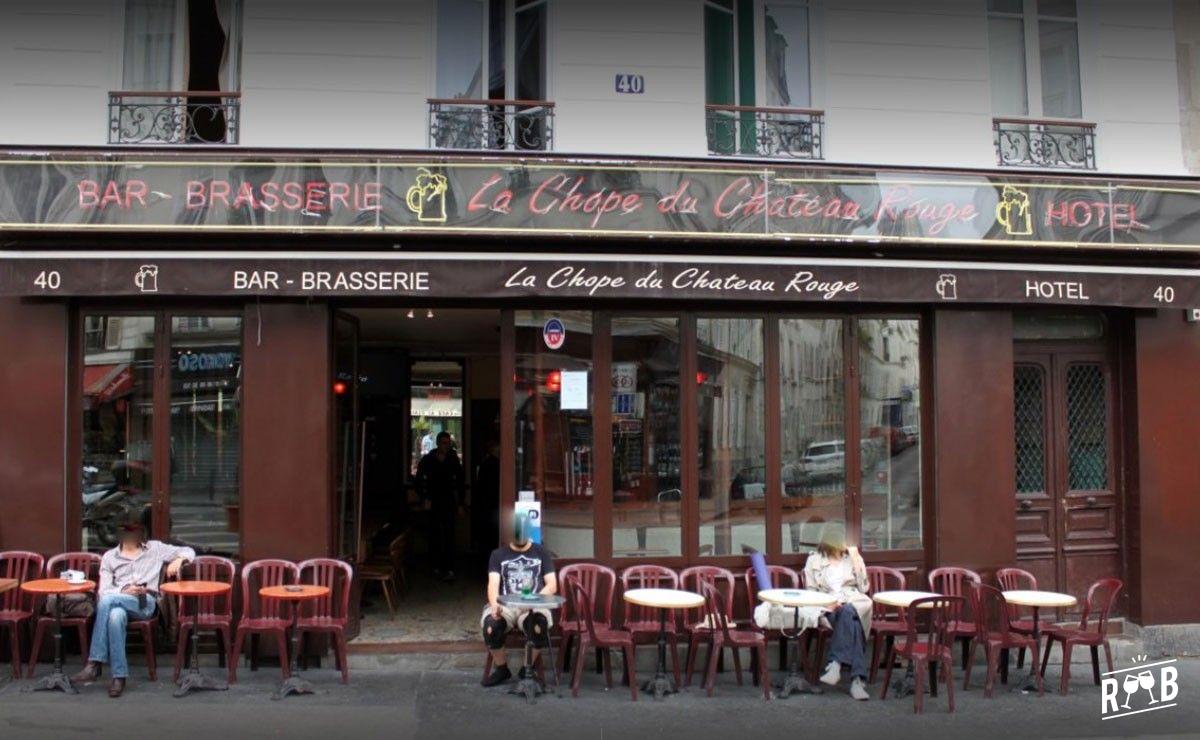 Le Chope du Château Rouge #2