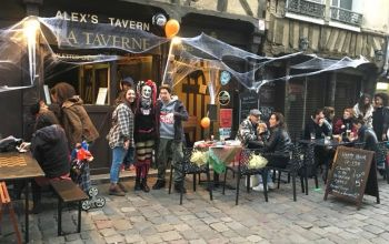 Alex's Tavern #1