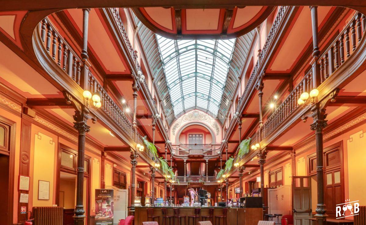 Casino Partouche - Hôtel du Parc #3