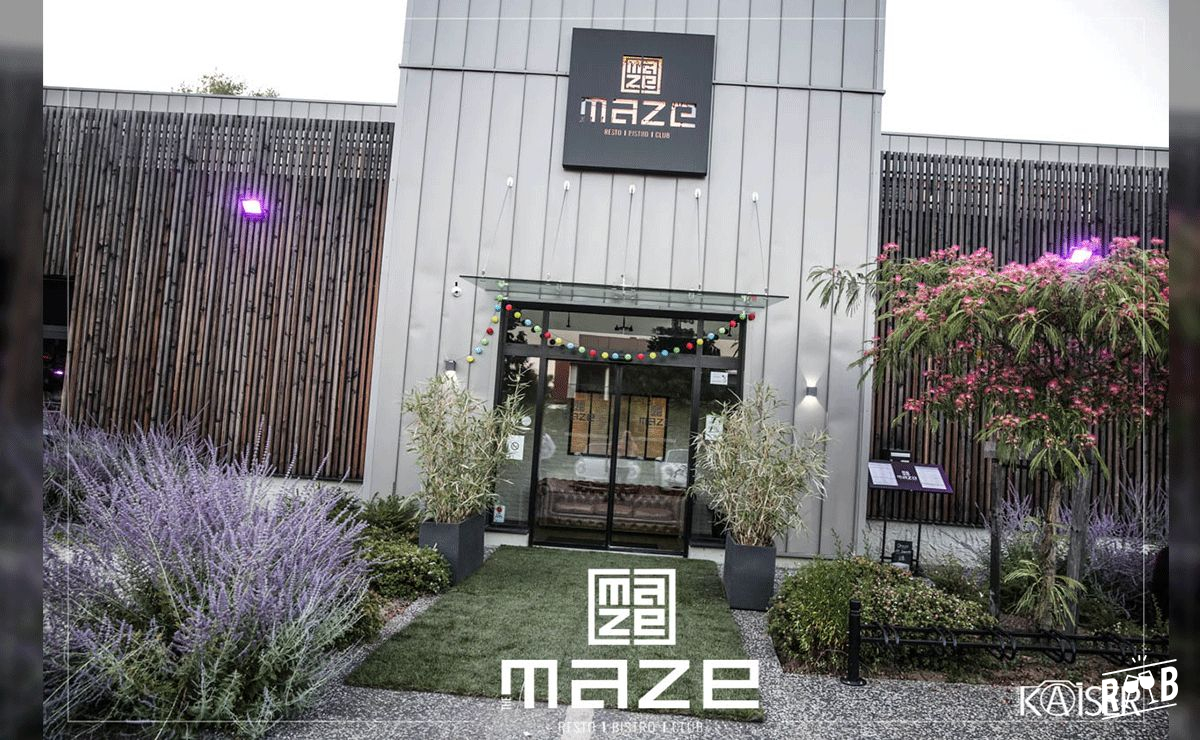The Maze #10