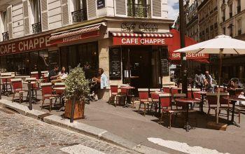 Café Chappe  #1