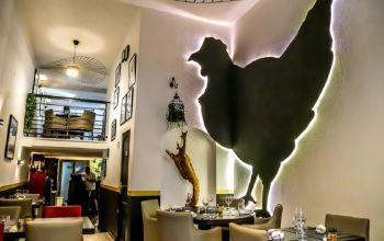 La Poule noire bistrot chic #1